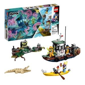 LEGO Hidden Side Augmented Reality Wrecked NWT